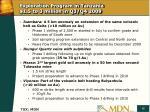 exploration program in tanzania 1 5 to 3 million in q3 q4 2009