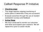 callbell response pi initiative5
