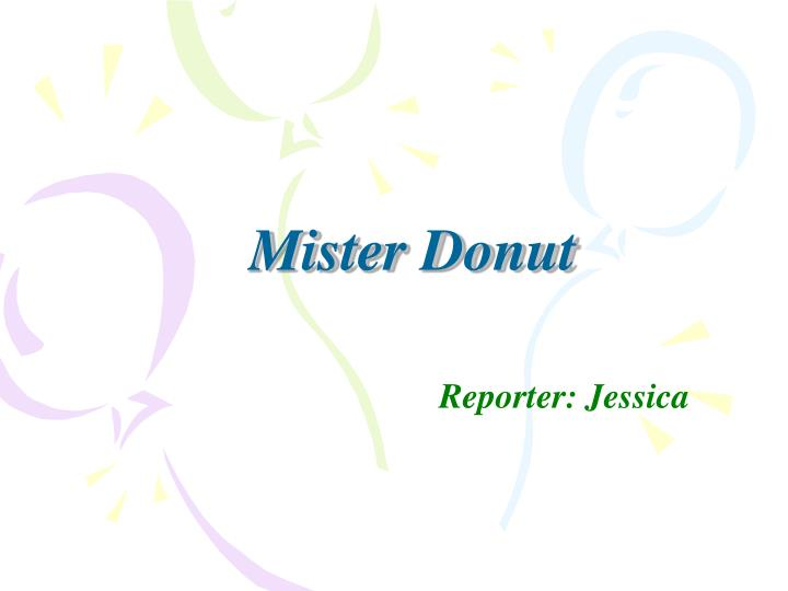 mister donut swot analysis Essays - largest database of quality sample essays and research papers on mister donut swot analysis.