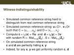 witness indistinguishability1