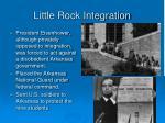 little rock integration1