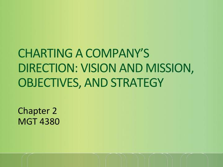chapter 2 the business vision and Chapter 3 | summary 2  chapter 1 of the wind vision,  modeling inputs with the business-as-usual (bau) scenario but also includes the.