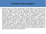 amaatra developers