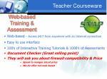 web based training assessment