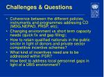 challenges questions