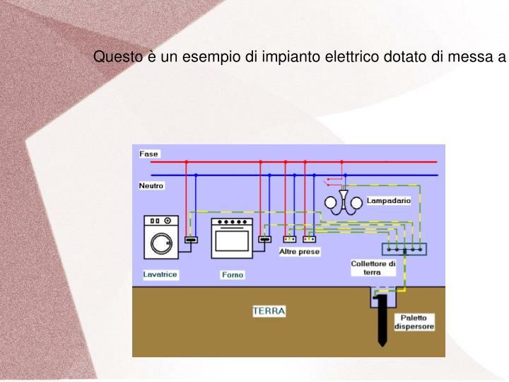 Ppt i p s i a di bocchigliero powerpoint presentation - Messa a terra impianto elettrico casa ...