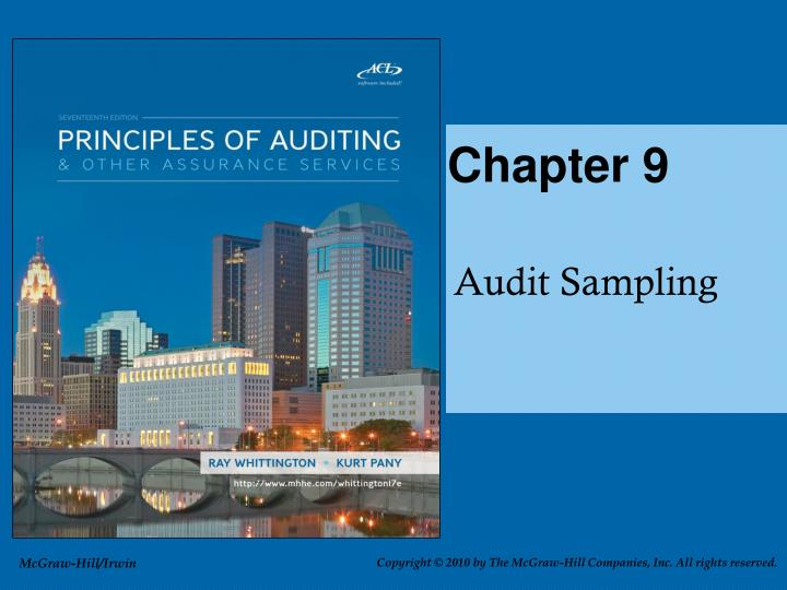 internal audit chapter one summary