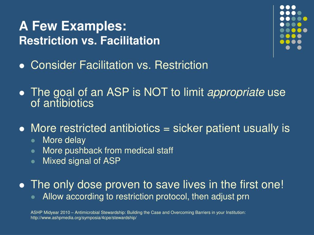 PPT - Antimicrobial Stewardship David Meyer, PharmD Clinical