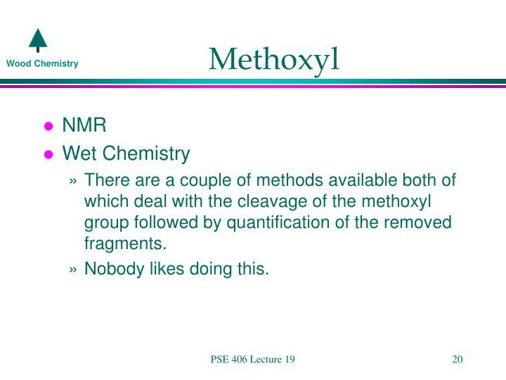 Methoxyl