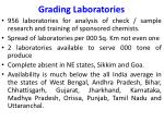 grading laboratories