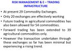 risk management e trading infrastructure1