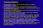 tracheomalacia