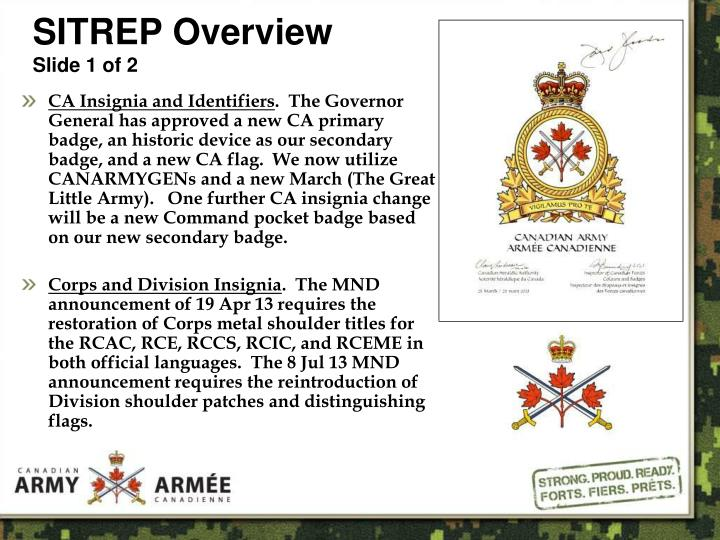 Ppt Cos Army Ops Cos Vtc G1 Powerpoint Presentation Id6717250