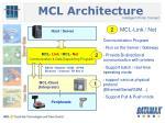 mcl architecture1