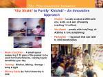 vita shakti to fortify khichdi an innovative approach
