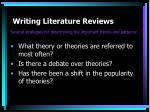 writing literature reviews4