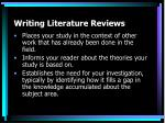 writing literature reviews7