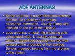 adf antennas