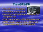 the adf ndb1