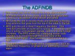 the adf ndb2