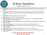 10 basic questions ask before signing the contract