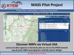 mass pilot project2