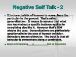 negative self talk 21