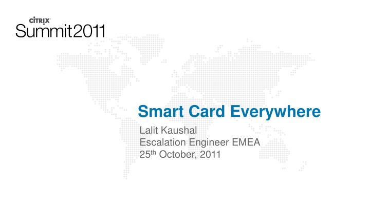 smart card everywhere n.