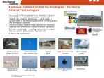 rockwell collins control technologies formerly athena technologies