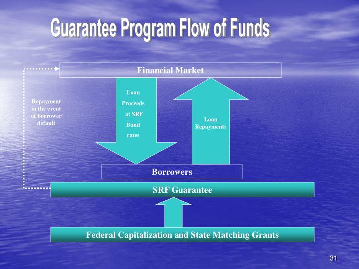Guarantee Program Flow of Funds