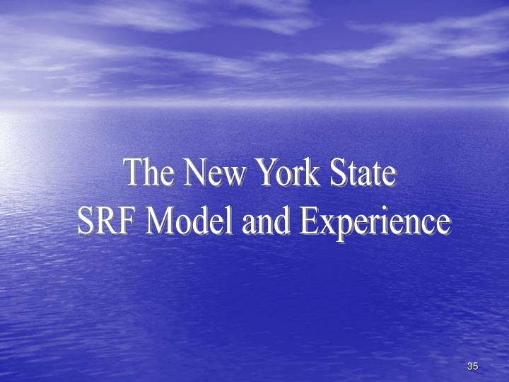 The New York State