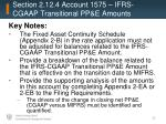 section 2 12 4 account 1575 ifrs cgaap transitional pp e amounts3