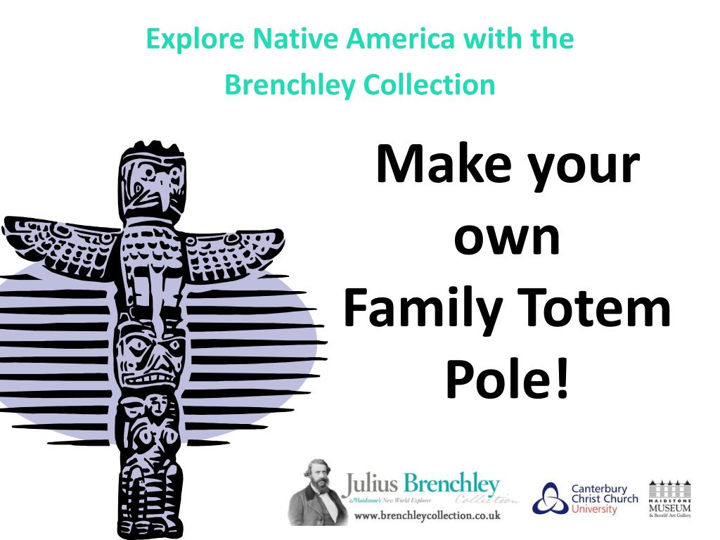ppt make your own family totem pole powerpoint presentation id