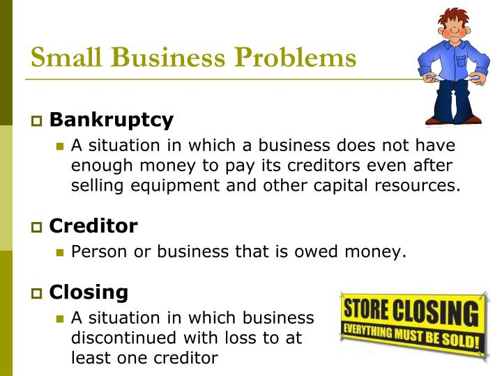 Small Business Problems