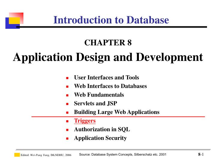 introduction to database n.