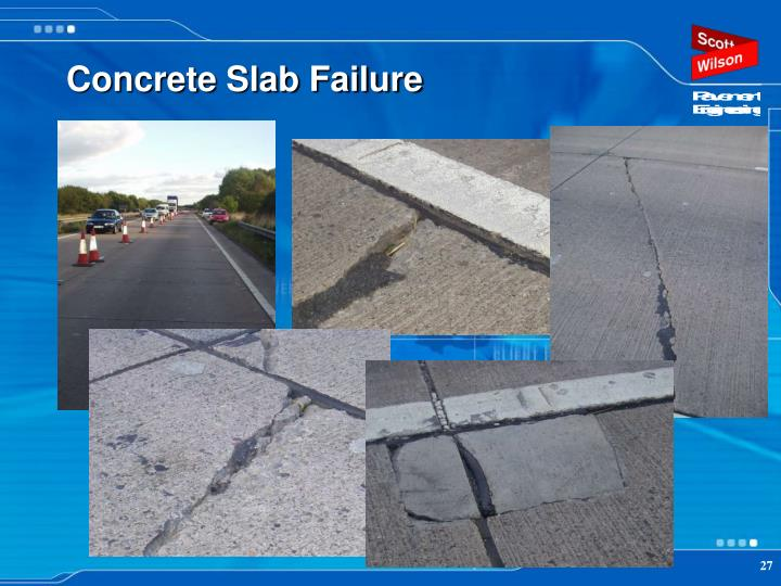 Concrete Slab Failure