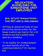 relocation guidelines for bargaining unit employees1
