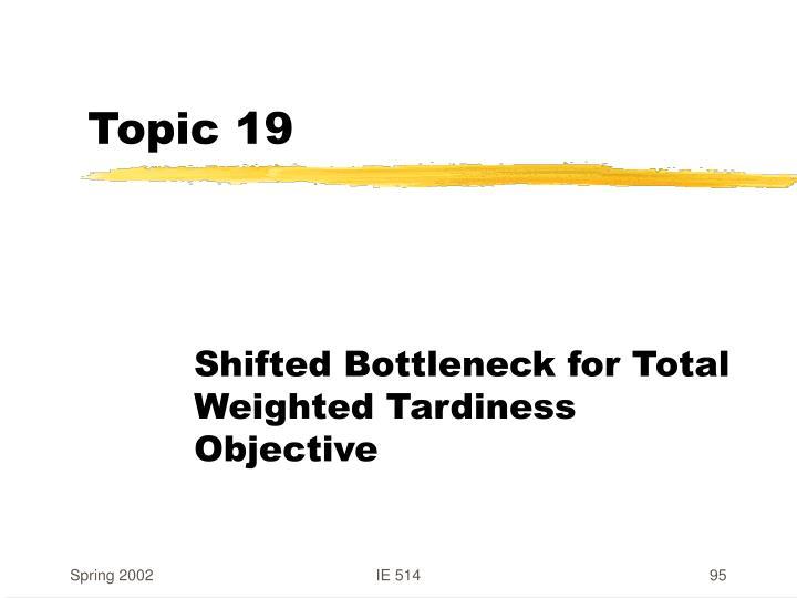 Topic 19