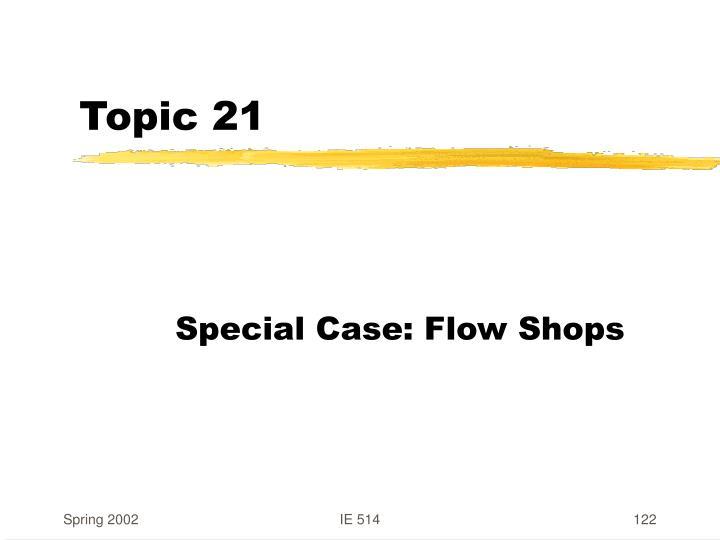 Topic 21
