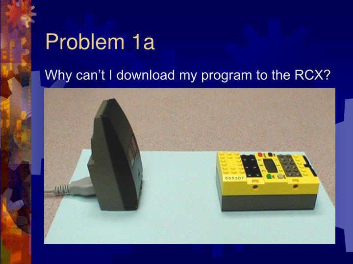 Problem 1a