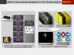 rbg d camera based navigation for the visually impaired