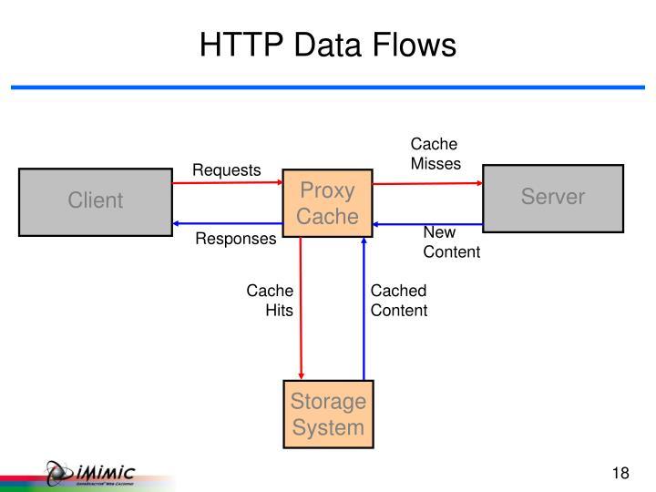 HTTP Data Flows