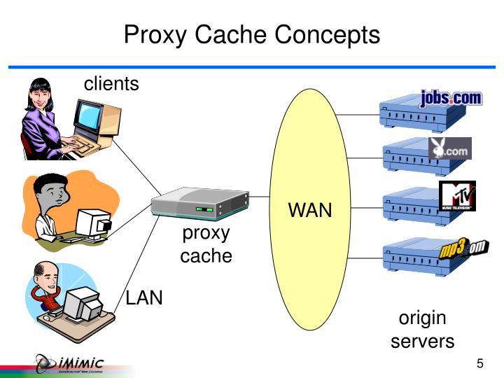 Proxy Cache Concepts