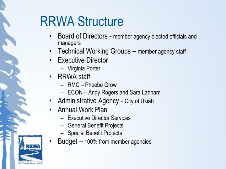 RRWA Structure