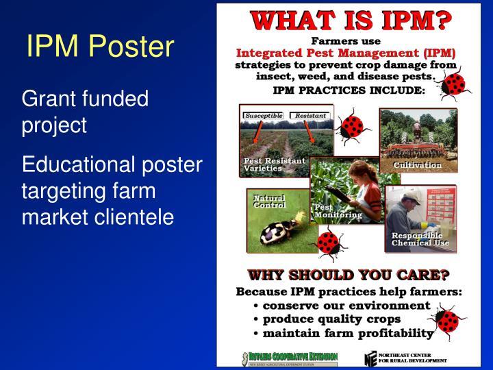 IPM Poster