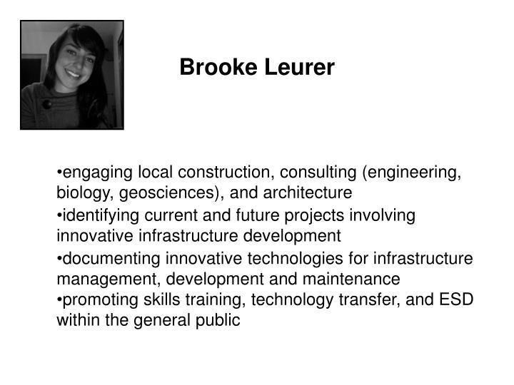 Brooke Leurer
