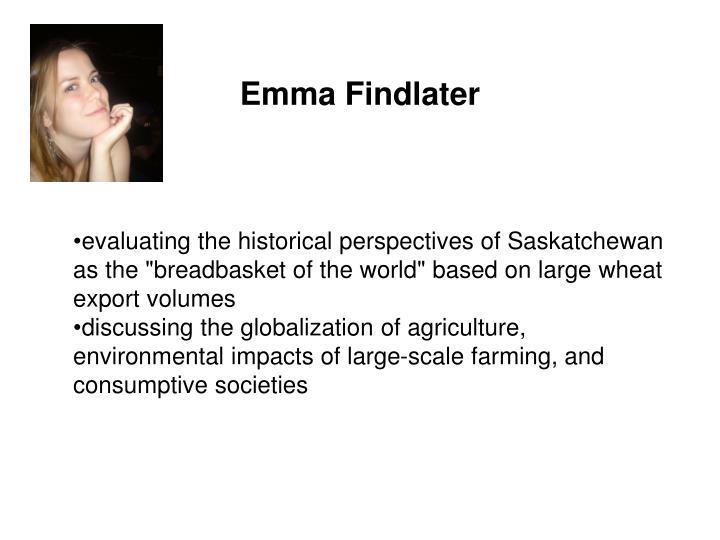 Emma Findlater