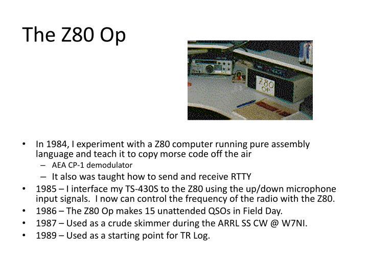 The Z80
