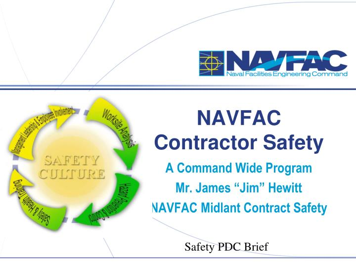navfac contractor safety n.