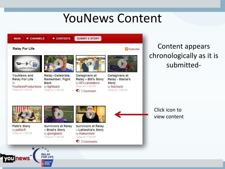 YouNews Content